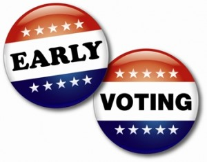 In-Person Absentee Voting at Government Center @ Fairfax County Government Center | Fairfax | Virginia | United States
