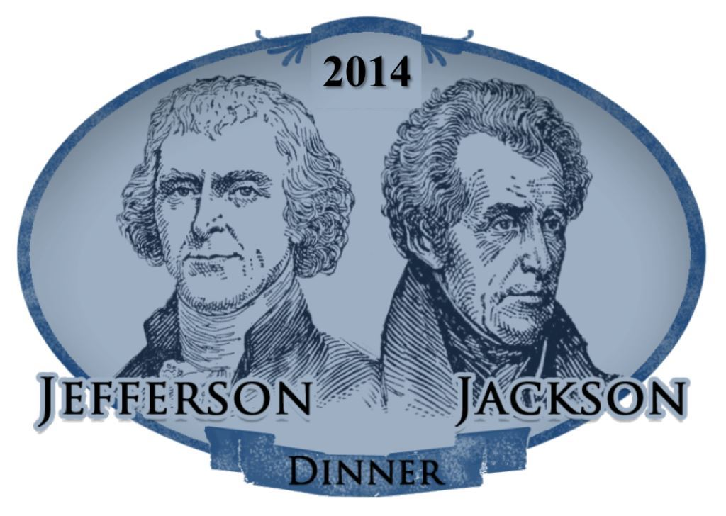 Jefferson Jackson Dinner 2014 logo