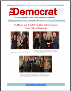 Cover The Democrat January 2015