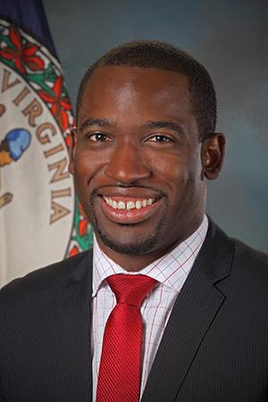 Levar Stoney, Deputy Transition Director, Transition Office, McAuliffe