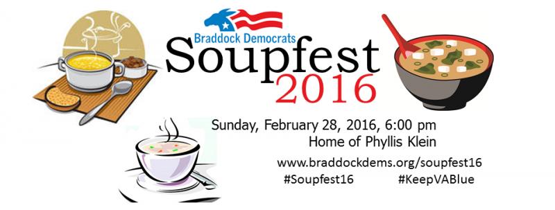 Soupfest 2016 logo