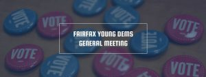 Fairfax Young Democrats Meeting @ Patrick Henry Library  | Vienna | Virginia | United States