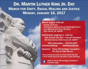MARCH FOR UNITY, RACIAL HEALING, AND JUSTICE @ Falls Church | Virginia | United States