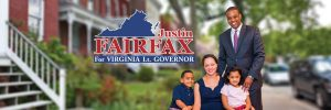 Justin Fairfax Fundraiser @ Home of Alicia and Tim Plerhoples | McLean | Virginia | United States