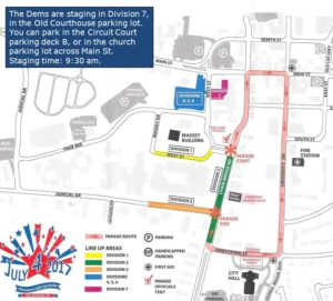City of Fairfax Parade: TIME CHANGE @ Old Courthouse parking lot | Fairfax | Virginia | United States