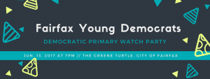 Fairfax Young Democrats Watch Party @ The Greene Turtle  | Fairfax | Virginia | United States