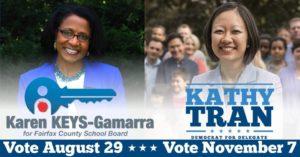 42nd GOTV for Karen Keys-Gamarra @ West Springfield | Virginia | United States