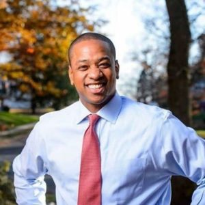 Fundraiser for Lieutenant Governor Justin Fairfax's We Rise Together PAC @ Nadja Golding's House