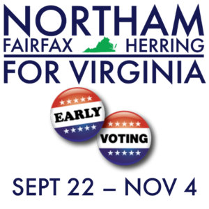 Hand Out Sample Ballots at the Government Center @ Fairfax County Government Center | Fairfax | Virginia | United States