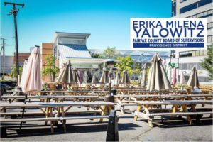 New Campaign Announcement: Erika for Supervisor @ Tysons Biergarten |  |  |