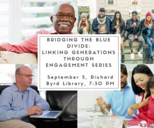 Bridging the Blue Divide: Linking Generations through Engagement @ Della J's | Springfield | Virginia | United States