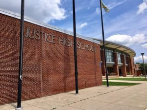 Rededication Ceremony for Justice High School @ Justice High School | Falls Church | Virginia | United States