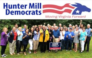 Hunter Mill Democrats Monthly Meeting @ North County Governmental Center