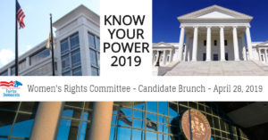 Know Your Power Brunch @ Brion's Grille