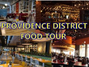 Providence Democrats Mosaic District Food Tour @ Mosaic District - Meet in the ground level foyer of the Target building (park in the Target garage)