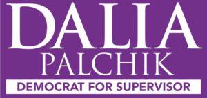 Canvassing with Dalia Palchik for Supervisor