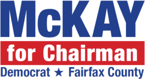 McKay for Fairfax Canvass Launch