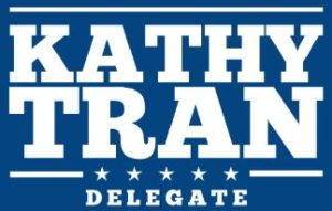 Canvass for Kathy Tran for Del with Eileen Filler-Corn