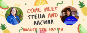 Come Meet Stella and Rachna - School Board Candidates @ Private Residence