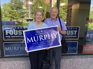 McLean Canvass for Kathleen Murphy @ Murphy HQ