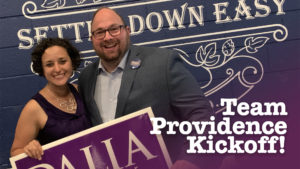 Providence District Kickoff Brunch and Canvass with Dalia Palchik and Karl Frisch! @ Private Residence