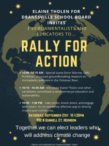 Environmentalists and Educators Rally for Action