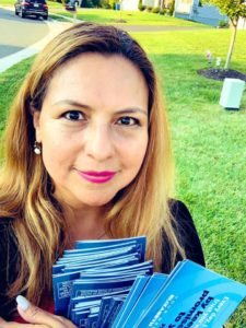 Join Elizabeth Guzman at NoVA Labor for Canvass Launch @ NoVa Labor HQ