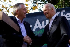 Get out the Vote with Joe Biden & Terry McAuliffe @ Take The Majority Sterling VA Campaign Office
