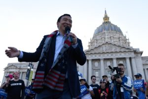 Andrew Yang Rally Northern Virginia! @ GMU Center for the Arts