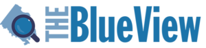 Logo: The Blue View Blog