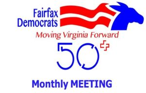 50+ Monthly Meeting @ George Mason Regional Library, Conference Room