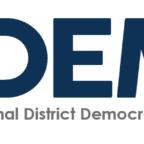 8th CD Democrats logo
