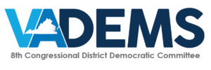 8th CD Democrats logo