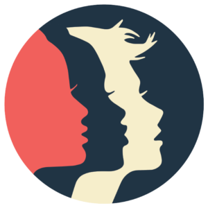 womens march circle logo