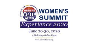 womens summit experiene 2020 logo