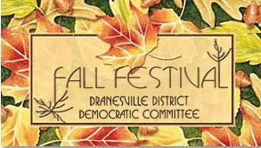 Dranesville District Democratic Committee Fall Festival @ Live on Zoom