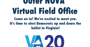 Outer NOVA Weekly Virtual Field Office @ Virtual