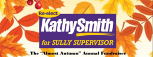 The Almost Autumn Annual Fundraiser with Supervisor Kathy Smith @ Zoom (link sent upon ticket purchase)