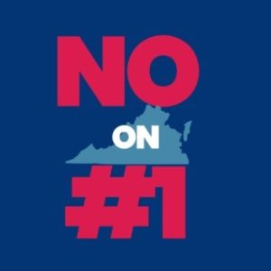 Vote No on #1: Virginia's Redistricting Amendment is Bad for Teens