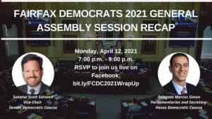 2021 General Assembly Session Recap @ Facebook Live