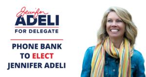Team Adeli Weekly Phone Bank