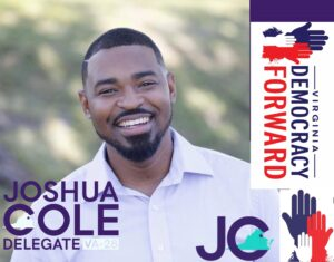 Birthday Reception in Support of Del. Joshua Cole @ Home of Nadja Golding, McLean
