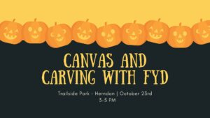 Fairfax Young Dems Social: Canvass and Carving @ Trailside Park