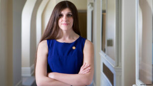 Reception with Danica Roem! @ Address Provided Upon RSVP